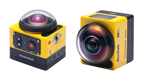 Kodak introduces PixPro SP360 Action Camera - YugaTech
