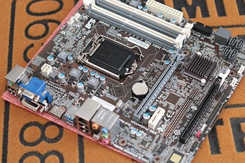 Featured: ECS Z97 PK Deluxe Pentium 20th Anniv  Special
