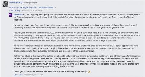 datablitz-statement