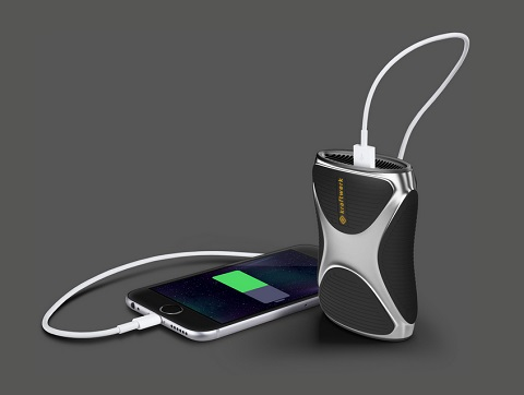Kraftwerk - a portable fuel cell for your mobile device - YugaTech