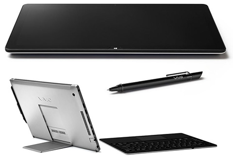 Vaio Z and Vaio Z Canvas are first post-Sony laptops