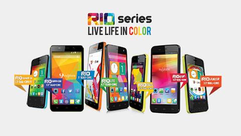 myphone-rio-series