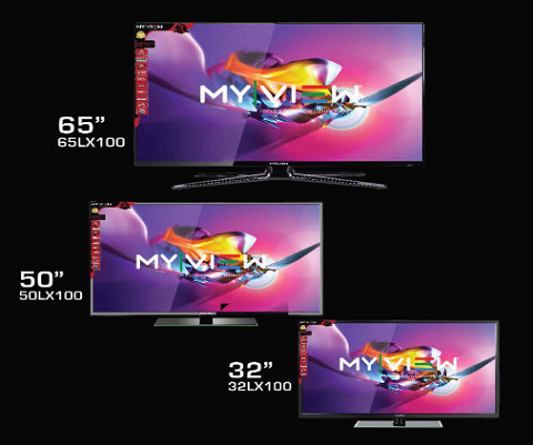 myview gadgets in style