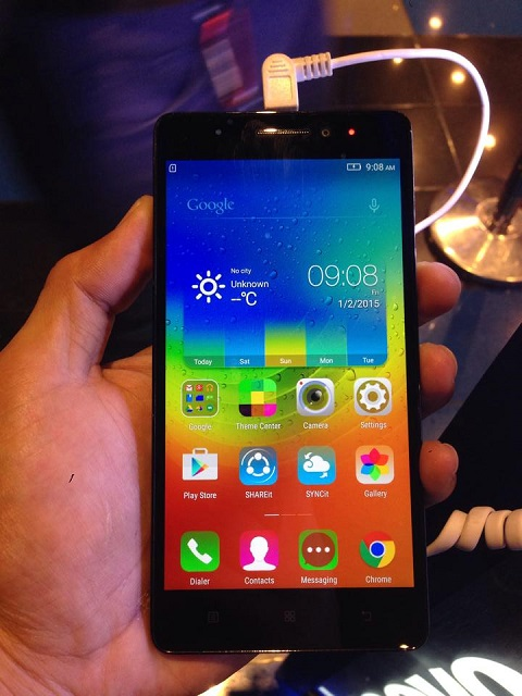 Lenovo A7000 w/ ATMOS officially arrives in PH - YugaTech