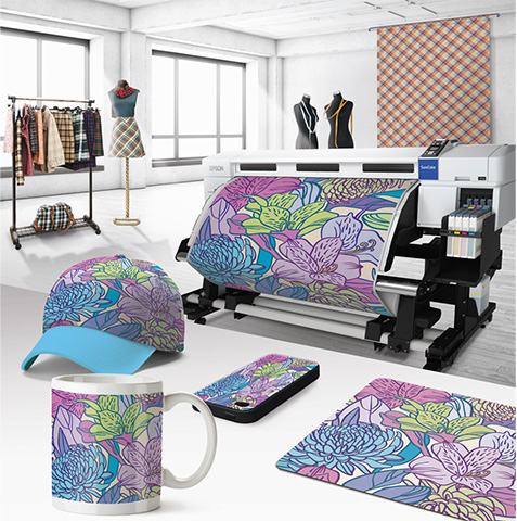 epson - printer-F7170
