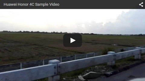 huawei honor 4c sample video_1