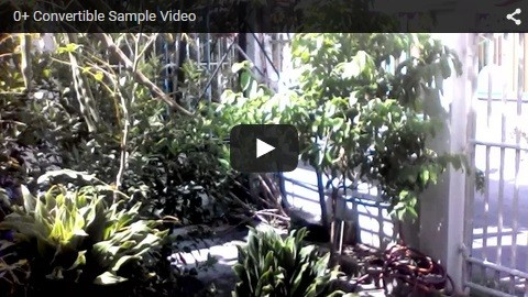 o plus convertible sample video
