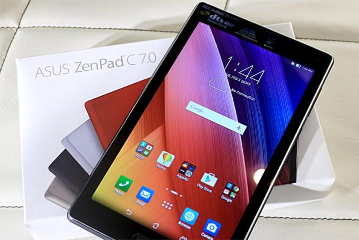 Asus ZenPad C (web)