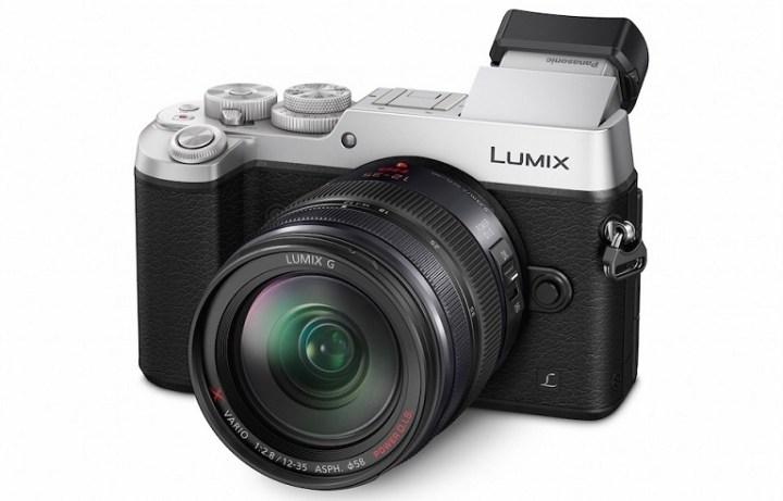 Panasonic Lumix DSC-GX8