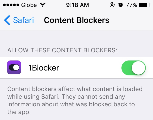 ios 9 content blocker
