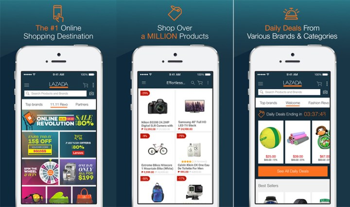 7 Mobile Shopping Apps to Beat the Holiday Rush - YugaTech