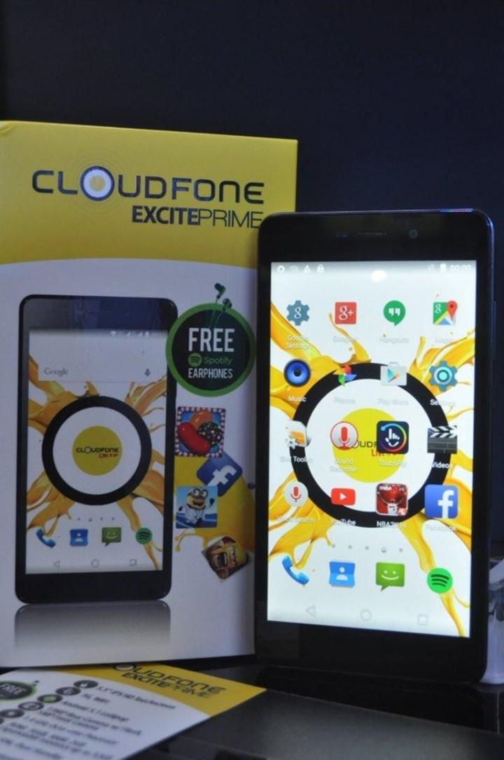 CloudFone Excite Prime