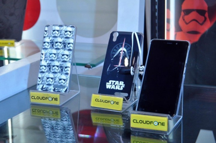 CloudFone Special Edition Phones - Star Wars Bundle