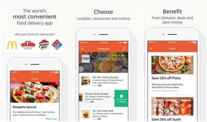 foodpanda-screenshots