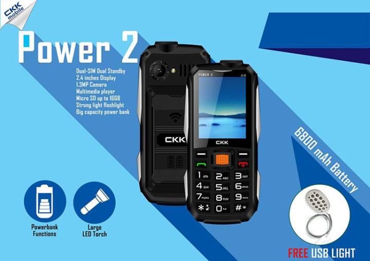 ckk mobile power 2