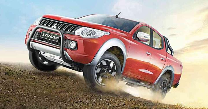 Mitsubishi outs Strada GT with Montero Sport engine