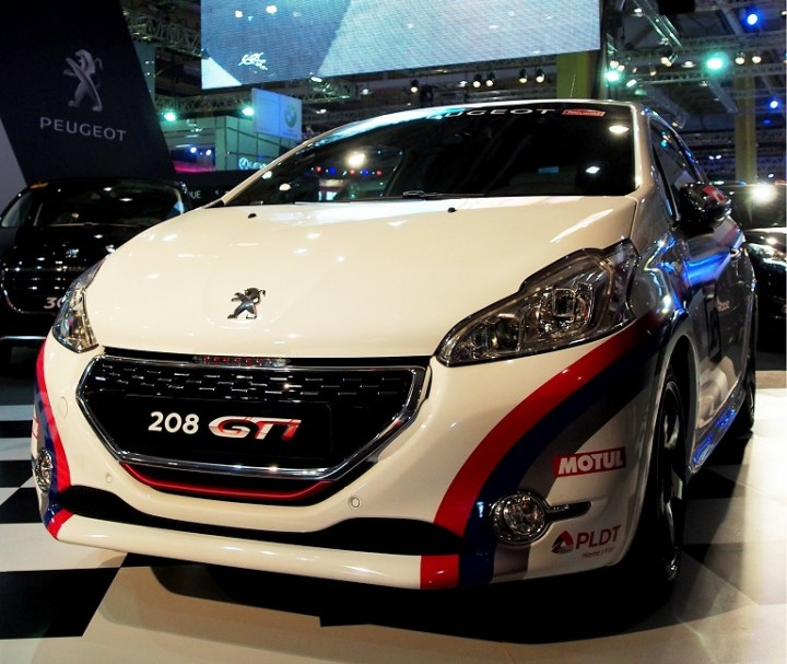 future 208 peugeot 2018. exellent peugeot peugeot 208 gti the future of philippine motoring is european u2013 in the  past we have always had to make do with low spec versions cars lusted after inside peugeot 2018