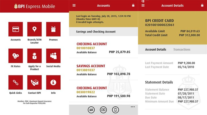 Local Bank Apps For Better Mobile Banking - YugaTech | Philippines
