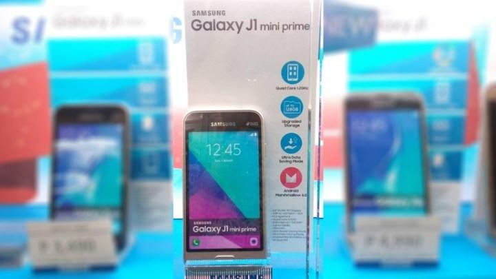 samsung-j1-mini-prime-store-display