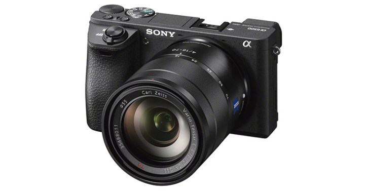 Sony A6500 Key Specs 3 Inch 9216k Dot Tilting LCD Touchscreen 24M XGA OLED Viewfinder 242MP APS C Sensor 425 Phase Detection Autofocus Points