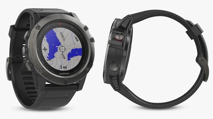 Garmin Outs Fenix Fenix S And Fenix X Smartwatches YugaTech - Garmin us cycle map