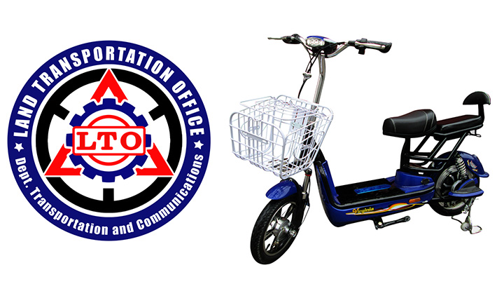 Electric Bikes Should Be Registered Lto Yugatech