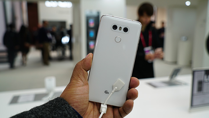 LG G6 hands-on, first impressions - YugaTech | Philippines