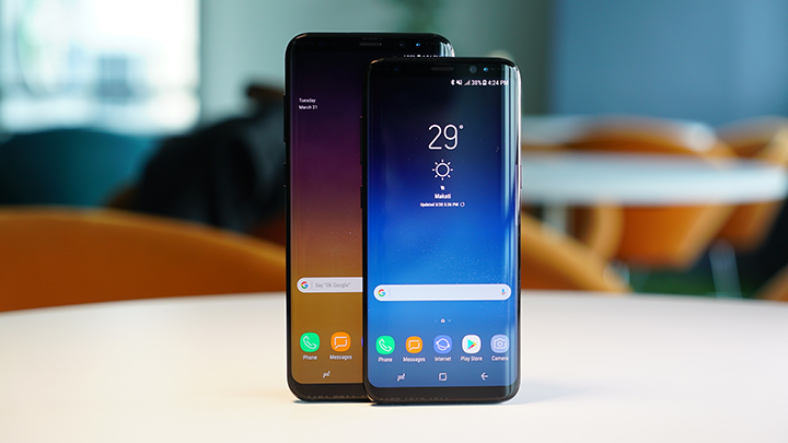 Image result for Galaxy S8 review