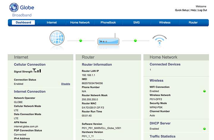 Smart Vs Globe Prepaid Lte Home Wifi Comparison