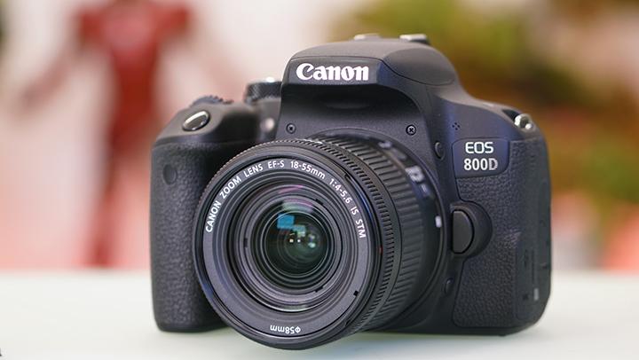 Canon EOS 800D Review - YugaTech | Philippines Tech News
