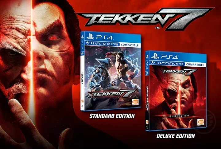 Image result for Tekken 7 (PS4)