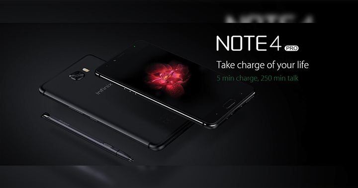 Infinix Note 4, Note 4 Pro launches in the Philippines - YugaTech