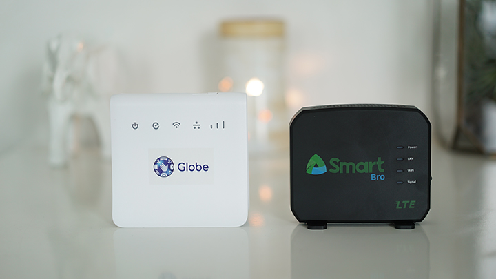Smart Vs Globe Prepaid Lte Home Wifi Comparison Yugatech