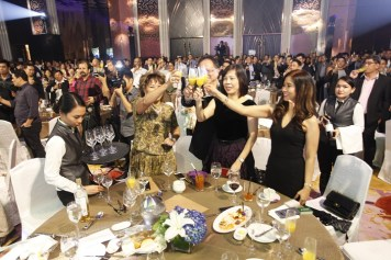 Trends 25th anniversary toast 2