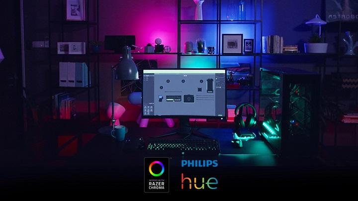 Razer announces partnership with Philips Hue - YugaTech