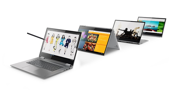 Lenovo intros Yoga 730 and Yoga 530 2-in-1 laptops