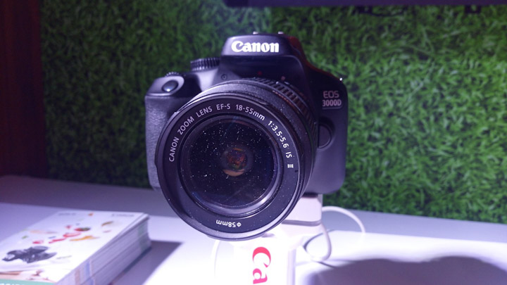 Canon outs EOS 3000D and 1500D entry-level DSLR cameras in