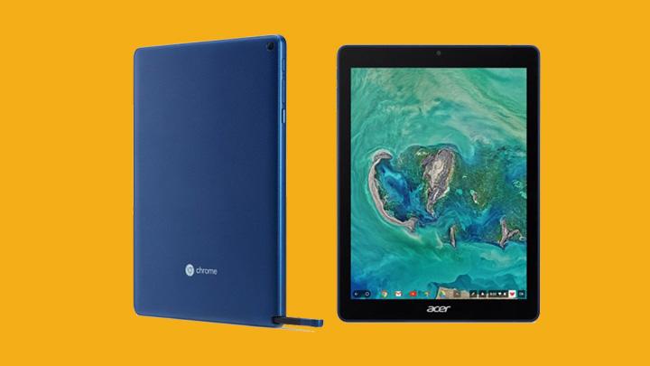 Acer Luncurkan Tablet dengan Chrome OS
