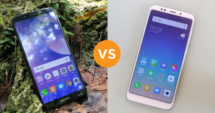 Specs Comparison  Huawei Nova 2 Lite Vs Xiaomi Redmi 5 Plus
