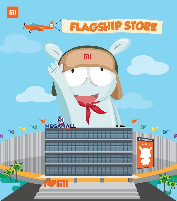 Mi Authorized Store to open in SM Megamall on March 17, 2018