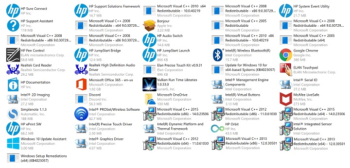 Hp Image Assistant Windows 10