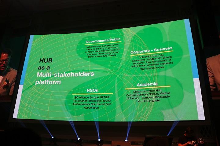 European Blockchain Hub sets up shop in Asia - YugaTech