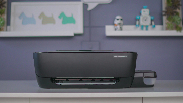 Hp Ink Tank 415 Printer A Wireless Solution For The Office Yugatech Philippines Tech News Reviews