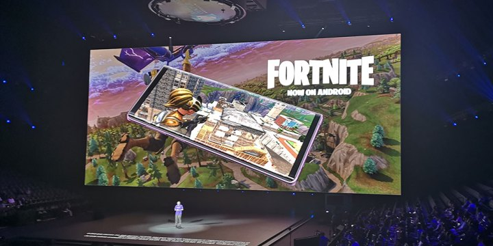 Fortnite finally arrives for Android phones - YugaTech