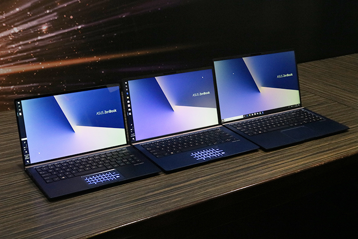 ASUS ZenBook 13, 14, 15 now in the Philippines, priced