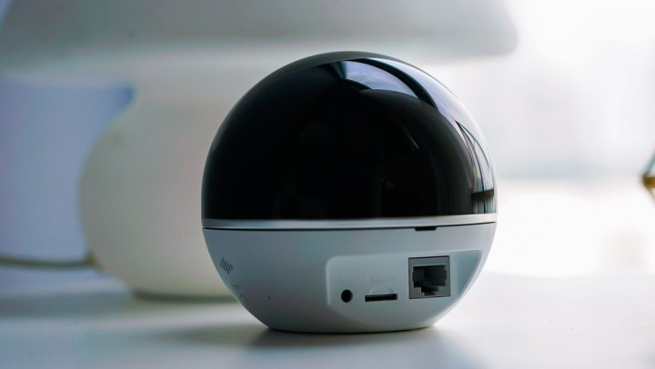 EZVIZ C6T IP Camera: Securing your home with a dome - YugaTech