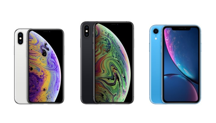 Apple iPhone XS, XS Max, XR, priced in the Philippines