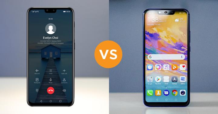 Huawei Y9 2019 Vs Huawei Nova 3i Specs Comparison Yugatech