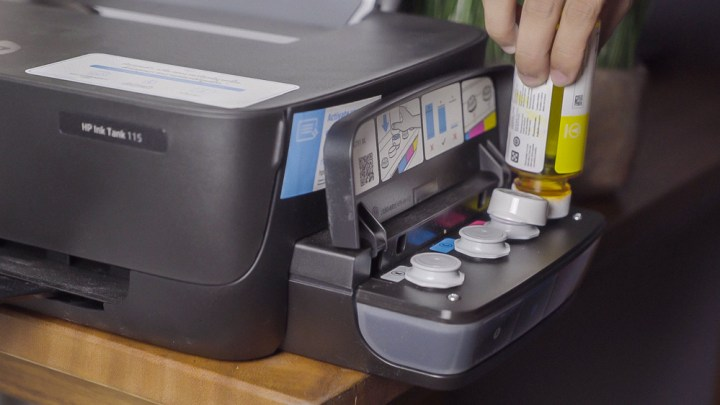HP Ink Tank 115: A quality printer that won't break the bank