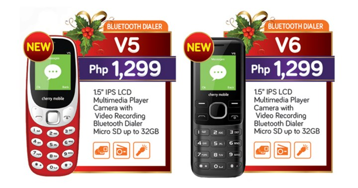 Holiday Gift Guide 2018: Phones under Php5,000 - YugaTech